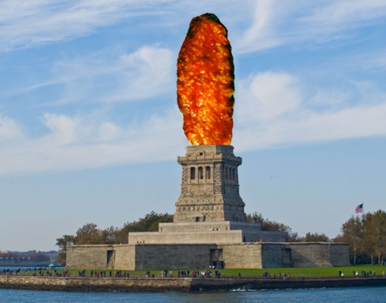Statue of Wingerty