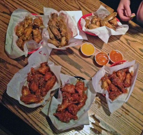 Tommyboys Wings