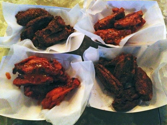 Parker House Wings