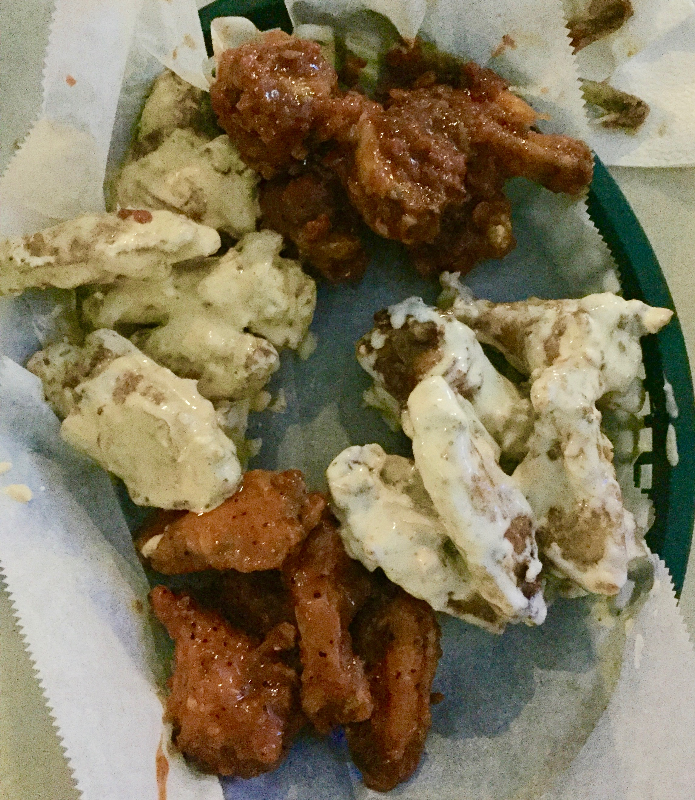 the wing men a review of the best wings in scranton wilkes